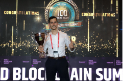 Grapevine World wins the prestigious cup at the ICO Grand Slam of #WBSSingapore
