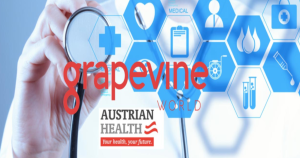 GRAPEVINE WORLD LAUNCHES MEDICAL DATA PROJECT WITH AUSTRIAN HEALTH